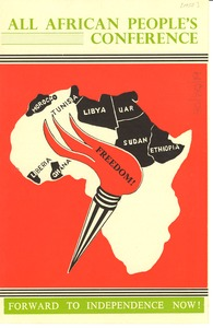 Thumbnail of All African People's Conference leaflet