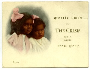 Thumbnail of Merrie xmas and The Crisis for a whole new year