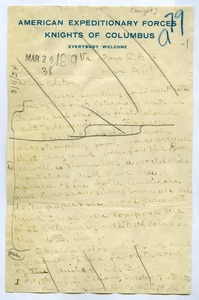 Thumbnail of Letter from F. C. Knight to Editor of the Crisis
