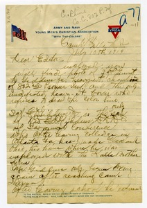 Thumbnail of Letter from C. Rhine to Editor of the Crisis