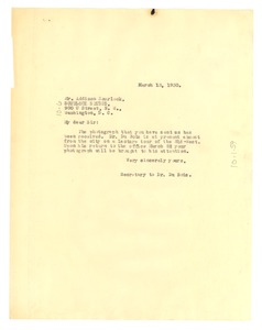 Thumbnail of Letter from Crisis to Scurlock Studio