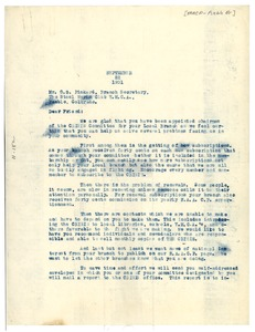 Thumbnail of Letter from Henry W. Thomas to G. S. Pinkard
