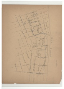 Thumbnail of Map of Mobile, Alabama