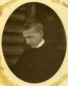 Thumbnail of Charles Carroll Clark, Episcopal Priest of the Chapel of the Comforter,             Greenwich Village
