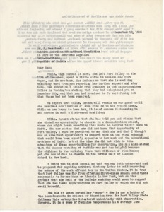 First page of Bond, J. Max