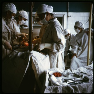 Thumbnail of Uterine tumor removal Surgery at the Medical College of Hunan Province