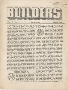 Thumbnail of Builders vol. 4, no. 1