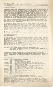Thumbnail of The  Bulletin vol. 1, no. 25