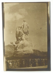Thumbnail of Statue at a garrison in Monaco