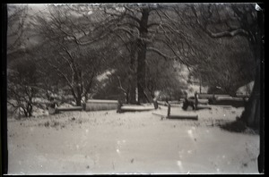 Thumbnail of Christmas Cemetery and [illeg.]