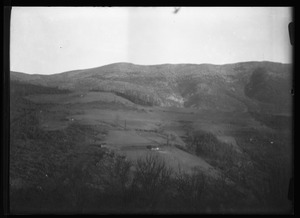 Thumbnail of Topography View of mountains and valleys