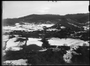 Thumbnail of Unsuccessful experiments Hillside view of snowy landscape
