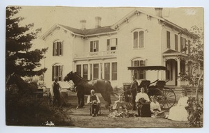 Thumbnail of Frantz family at home