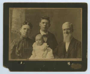 Thumbnail of Four generations of Irey's
