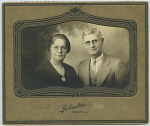 Thumbnail of Lillian Mae Frantz and Roy Irey