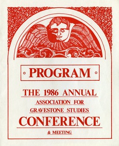Thumbnail of Association for Gravestone Studies conference and meeting Co-sponsored by the Bostonian Society / Pine Manor College, Brookline,             Massachusetts