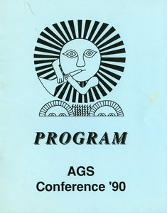 Thumbnail of Association for Gravestone Studies conference and annual meeting Roger Williams College, Bristol, Rhode Island, June 21-24, 1990