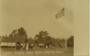 Thumbnail of Rohunta tourists' camp, Athol - Orange, Mass.