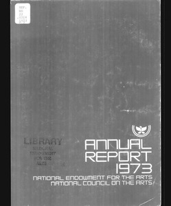 Thumbnail of Annual report... 1973