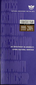 Strategic plan in brief, 1999-2004 an investment in America's living cultural heritage