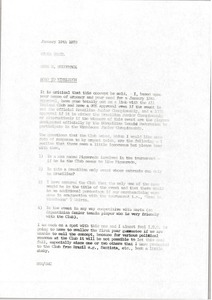 Thumbnail of Memorandum from Mark H. McCormack to Giora Breil