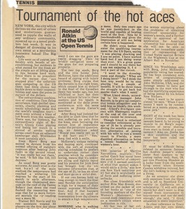 Thumbnail of Tournament of the hot aces