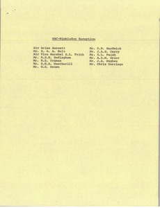 Thumbnail of NBC Wimbledon Reception list