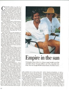 Thumbnail of Empire in the Sun