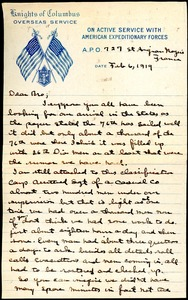 Thumbnail of Letter from Charles E. Jackson to brother