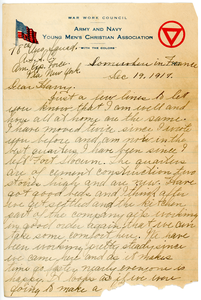 Letter from Phillip N. Pike to Harry R. Pike