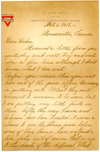 Letter from Phillip N. Pike to Helen J. Pike