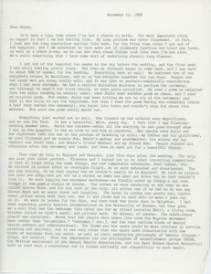 Thumbnail of Letter from Judi Chamberlin to Hope Knútsson