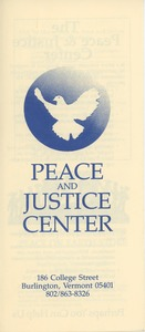 Thumbnail of Peace and justice center