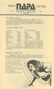 Thumbnail of NAPA Winter 1983 newsletter