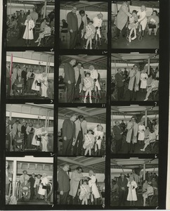 Thumbnail of Contact sheets for annual boat ride