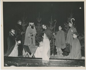 Thumbnail of Christmas pageant