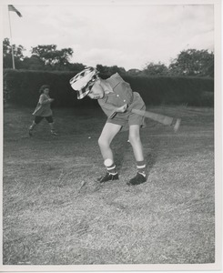 Thumbnail of Billy Bruckner swinging a golf club