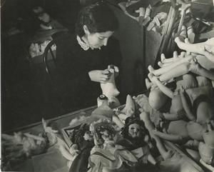 Making dolls