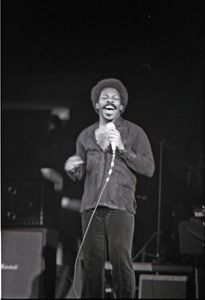 Thumbnail of Richard Nader's Rock and Roll Revival concert at the Springfield Civic Center:             Lloyd Price, singing