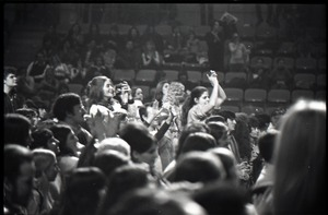 Thumbnail of Richard Nader's Rock and Roll Revival concert at the Springfield Civic Center: audience applauding
