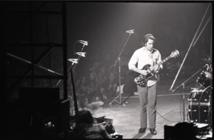 Thumbnail of Grateful Dead concert at Springfield Civic Center: band in performance: Bob Weir         on guitar