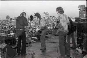 Thumbnail of Hollywood Speedway Rock Festival: Elvin Bishop performing with group