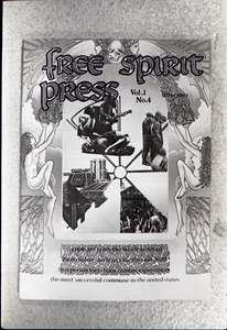 Thumbnail of Copy of front cover of Free Spirit Press (vol. 1, 4)