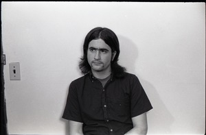 Thumbnail of Half-length portrait of Marty Liebmann of Free Spirit Press crew