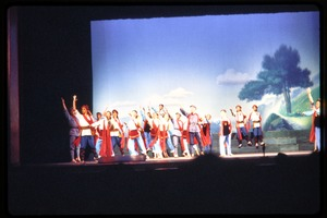 Thumbnail of Political opera in Changsha: scenes from performance of a revolutionary opera