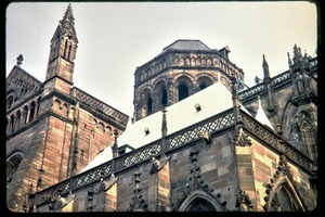 Thumbnail of Strasbourg Cathedral: view of exterior