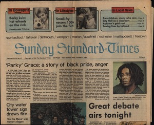 Thumbnail of 'Parky' Grace: a story of black pride, anger
