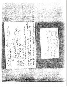 Thumbnail of Letter from Ted to the 'Carpenters for Christmas'