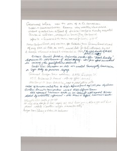 Thumbnail of Notes by Gloria Xifaras Clark
