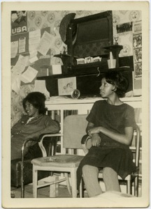Thumbnail of Laura Strong and Charleane Hill Cobb (l. to r.), civil rights workers in norther             Mississippi